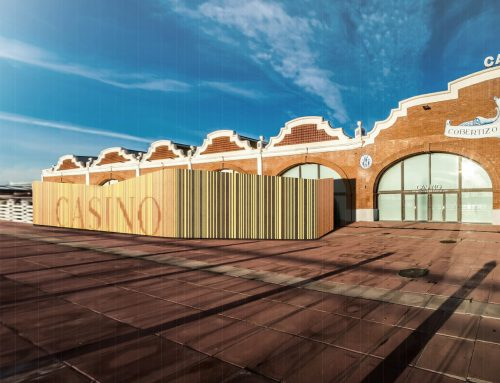 La terraza de ocio del Gran Casino Castellón se renueva