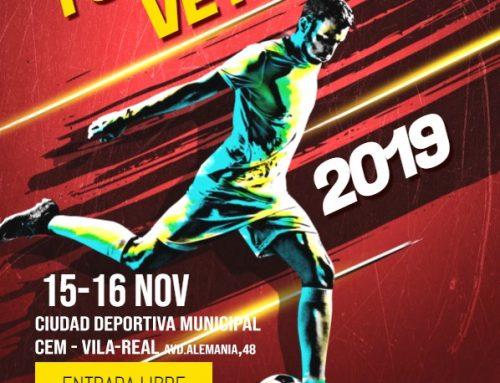 V Torneo de Veteranos de Fútbol con entrega de premios en Orenes Gran Casino Castellón