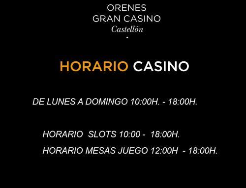 Orenes Gran Casino Castellón reabre su complejo de ocio