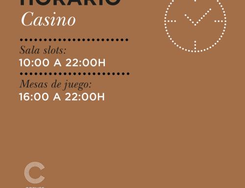 Nuevo Horario Orenes Gran Casino Castellón