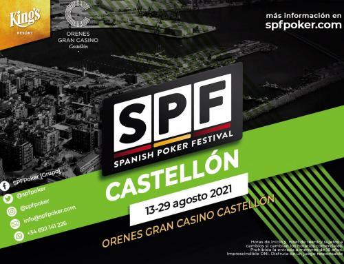 El SPF vuelve en agosto a Orenes Gran Casino Castellón