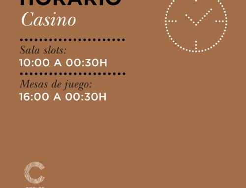 Nuevo horario de cierre para Orenes Gran Casino Castellón tras el repunte de incidencia Covid en la Comunidad Valenciana